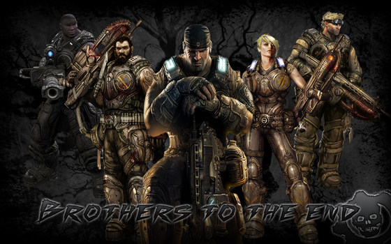 Brothers to the end...WP by IReckLess