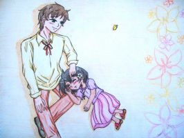 APH: Buttefly Fly Away by kahochanlenkunlovers