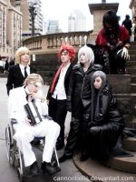FFVII: Advent Children by Cannonbells