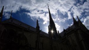 The Parisian Sky by capucines