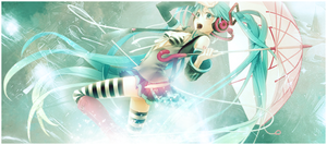 Vocaloid 2 by crystalcleargfx