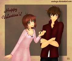 CCS - Happy Valentine's 2013 by Asatsuyu