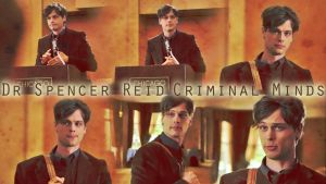SPENCER REID Conference by Anthony258