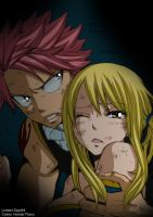 Fairy tail nalu until the end -colour-. by Honda-Thoru
