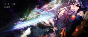Forum Signature : Blade and Soul by eCedie
