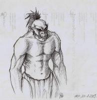 Orc by VitiS-Lololo