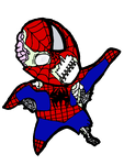 Zombie Spider-Man by Axxerous