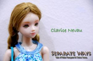 Wallpaper - Clarice Doll by ILICarrieDoll
