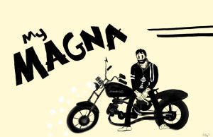 My Magna by therealantboy
