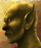 Goblin Prince by Selkirk _COLORS_ by carol-colors