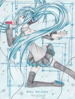 +Miku.Passion+ by BerriBunni