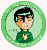 yuyu hakusho pin series no 1 by buseiohtaki