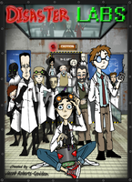 Disaster Labs by Jacob-R-Goulden