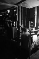 Boiler Room by ToxicRoachPhoto