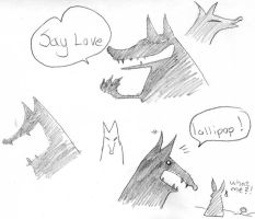 Say love by ImInLoveItHurts