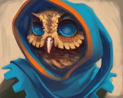 Owl by margieeee