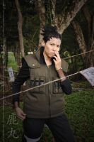 Shikamaru Cosplay by kimberlystudio