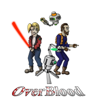 OverBlood Design by Orion1189