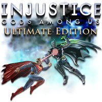 Injustice Gods Among Us v2 by POOTERMAN
