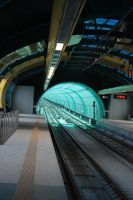 Metro station III by CULAter-stock