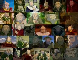 Iroh collage by JackieStarSister
