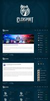 Elch-Sport Webdesign by SEBEKK
