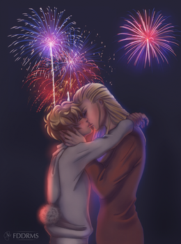 New Years Love by fadeddreamss
