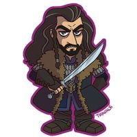 Thorin Hunkyshield by TRAVALE