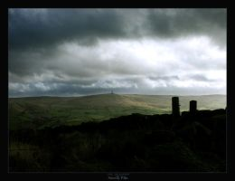 print Stoodley Pike by syrus