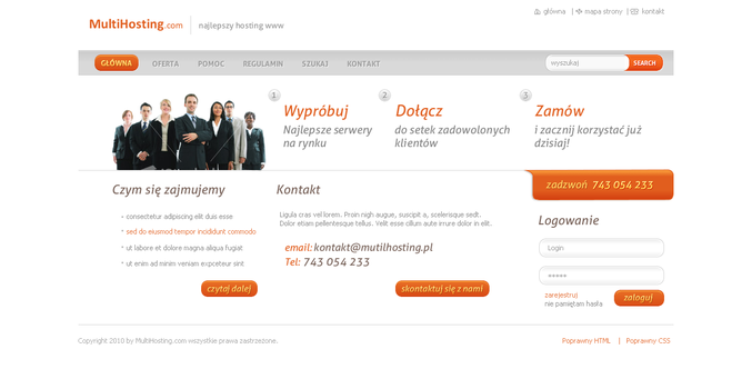 MultiHosting by WertyS-PL
