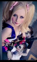 Juliet Starling by Tif9123