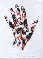 Hand 1 by fantazyme
