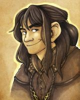 Kili Smile by nerdeeart