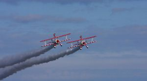 Wing Walkers by Gilly71