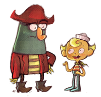 Flapjack by Alyssizzle-Smithness