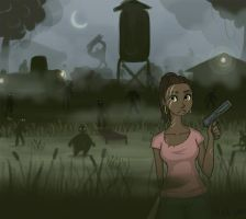 Rochelle's Left 4 Dead 2 by pickletoez