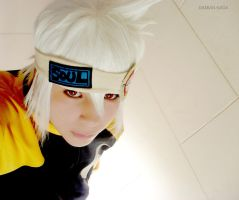 Soul Eater Evans by DamianNada
