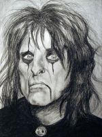 Alice Cooper by rudhthoronwen