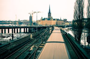 Stockholm from a by justThorvald