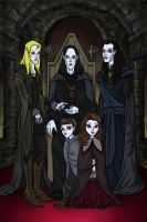 Volturi by MadTwinsArt