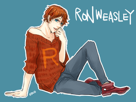 ron  sweater by bbcchu