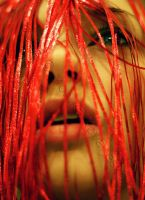 Red ribbons by demony