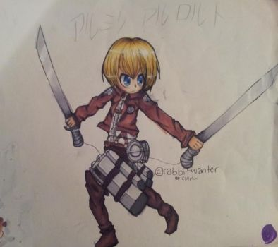 Armin by rabbitwanter