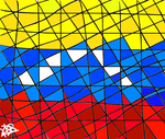 Bandera Venezuela 3!! by Fabiston
