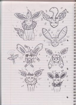 Notepad Sketches by GuardGate