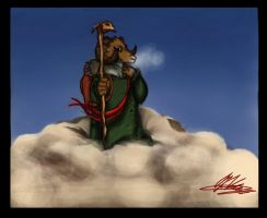 Chinese Zodiac: Ram ::COLOR:: by Pygmyink