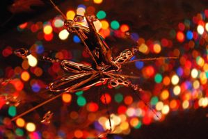 christmas reflection by SublimeBudd