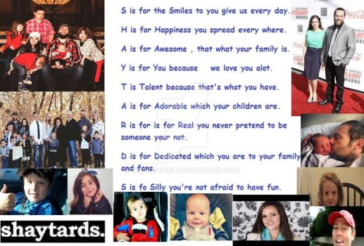 For The Shaytards by wanupgurl