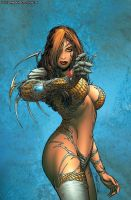Witchblade by BrandonPeterson