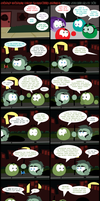 SC64,65,66 - GHOST STORIES 2 by simpleCOMICS